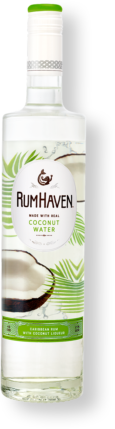 RumHaven Bottle